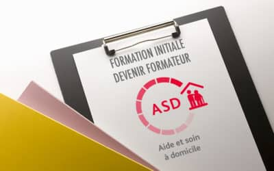 Formation : Devenir formateur APS ASD