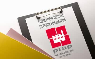 Formation : Devenir formateur PRAP IBC