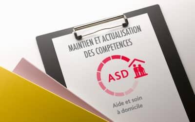 Formation : MAC Formateur APS ASD