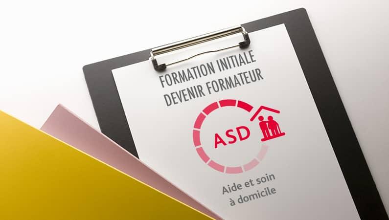 DEVENIR FORMATEUR APS ASD