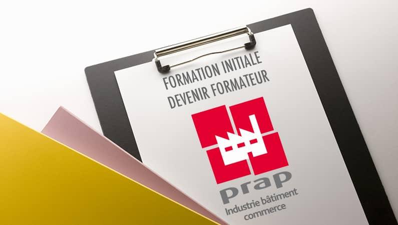 DEVENIR FORMATEUR PRAP IBC (INDUSTRIE, BATIMENT, COMMERCE)