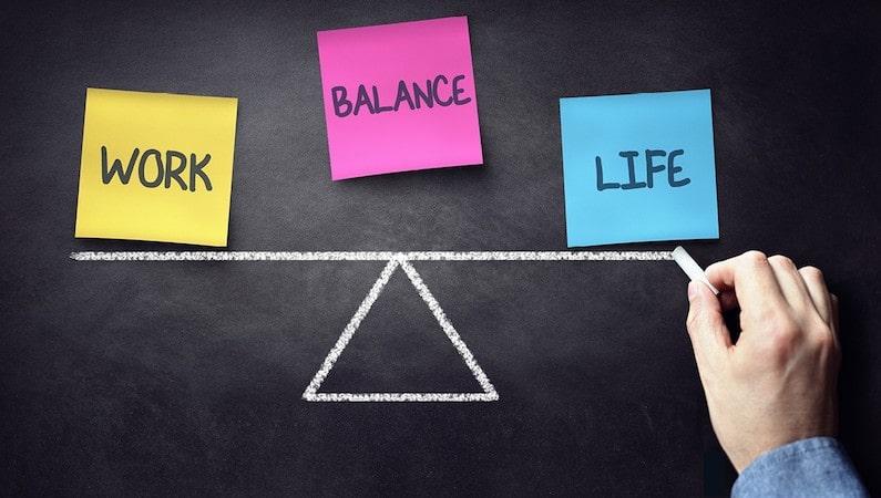 Balance vie professionnelle vie personnelle
